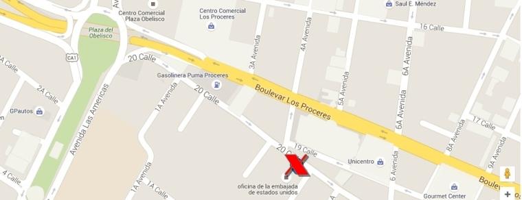 20 Calle 5-65 zona 10, Edificio Codecafe, 4o. Nivel